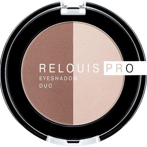 Relouis Pro Eyeshadow Du Тени для век, тон 104, 4 г