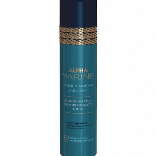 Estel Professional Ocean - шампунь для волос ALPHA MARINE, 1000 мл