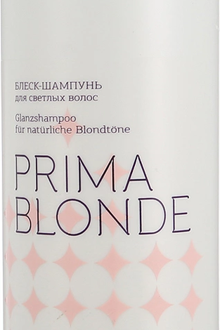 Estel Professional Блеск-шампунь для светлых волос Prima Blonde 1000 мл