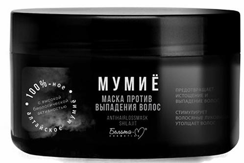 Белита-М Маска против выпадения волос Мумиё, 240 мл