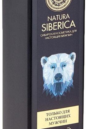 """Natura Siberica Men Супер бодрящий гель для душа """"Белый медведь"""", 250 мл"""