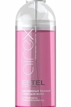 ESTEL двухфазный базовый тоник для волос AIREX витаминный, 400 мл