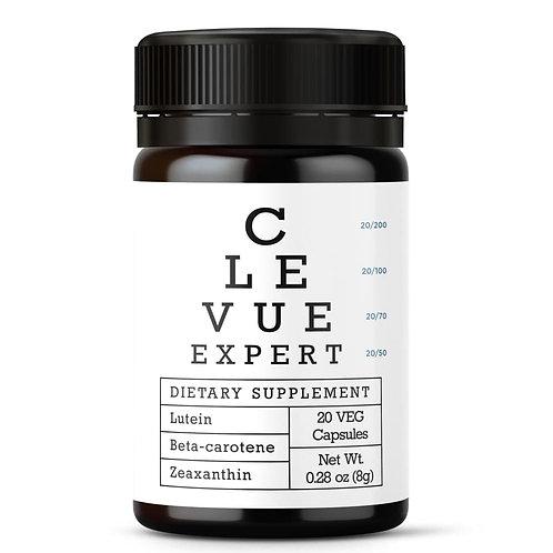 """Clevue expert (""""Клевью эксперт"""") - витаминный комплекс для улучшения зрения"""