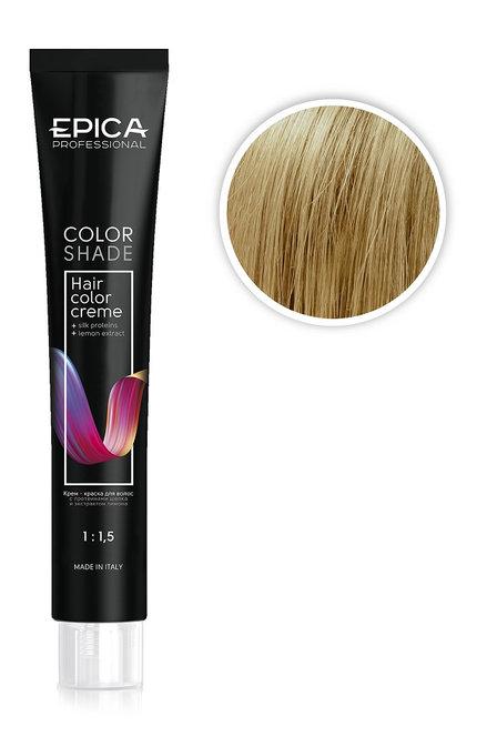 Epica Крем-краска  светлый блондин золотистый, 10.3 100 мл