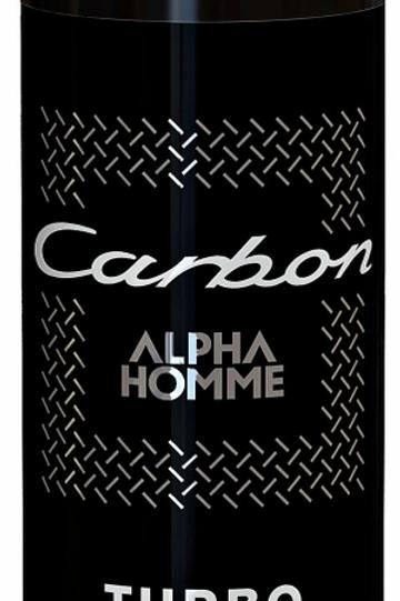Estel Alpha Homme Carbon Turbo Шампунь для волос и тела 250 мл.
