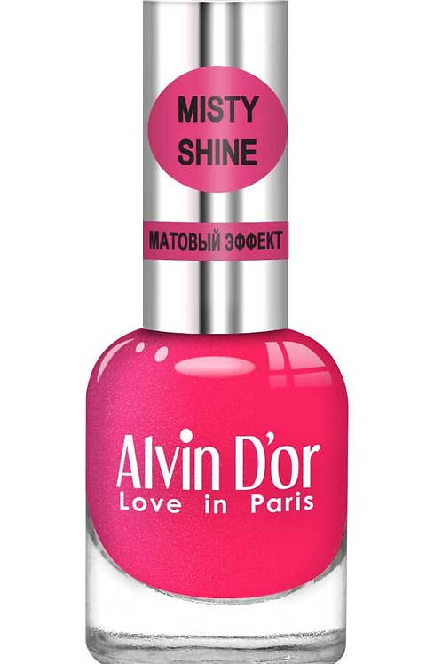"Alvin D'or Лак д/ногтей Misty shine тон 501 ""Земляничная поляна"""