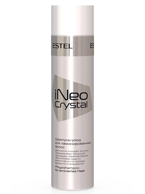 Estel iNeo Crystal Шампунь-уход для ламинированных волос 250 мл.