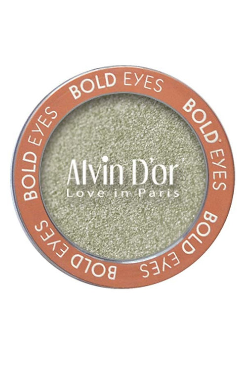 "Alvin D'or, Тени д/век ""Bold Eyes"" тон 09 olive pearls (оливковый)"