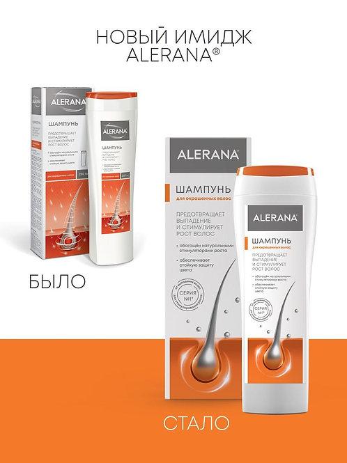 Alerana Шампунь, для окрашенных волос, 250 мл