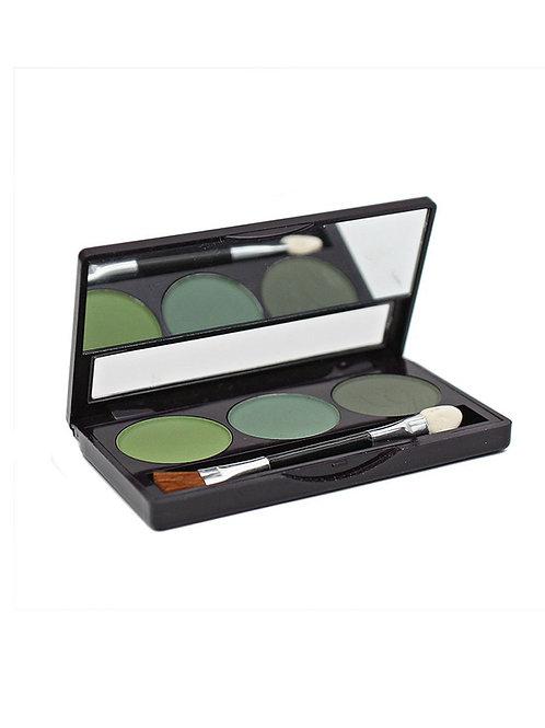 Тени для век L'atuage Cosmetic 3-х цветные Smart тон 309