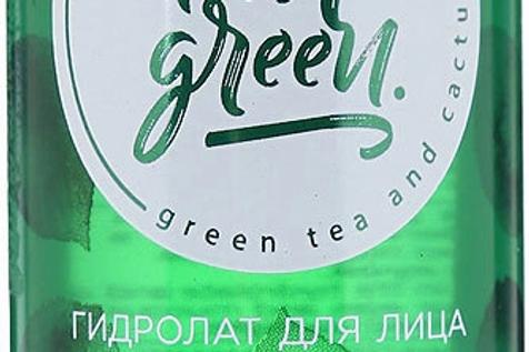 """Гидролат для лица 3в1 Белита """"Зеленый чай и кактус"""", 115 мл"""