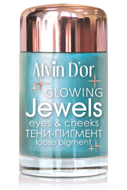 Alvin D'or ,Тени-пигмент д/век Jewels 3г.  03