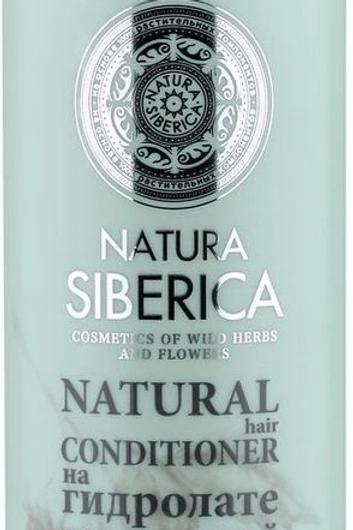 Natura Siberica Гидролат Объем и баланс Бальзам для жирных волос, 400 мл