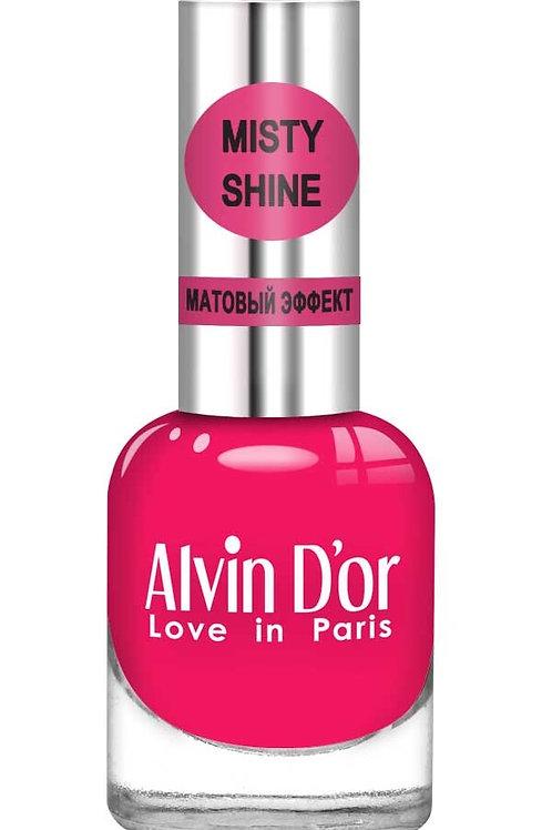 "Alvin D'or Лак д/ногтей Misty shine тон 503 ""Земляника со сливками"""