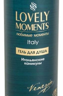 """Гель для душа Белита """"Lovely Moments. Итальянские каникулы"""", 345 мл"""