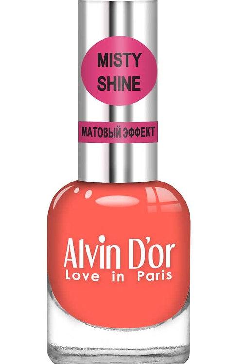 Alvin D'or Лак д/ногтей Misty shine тон 524