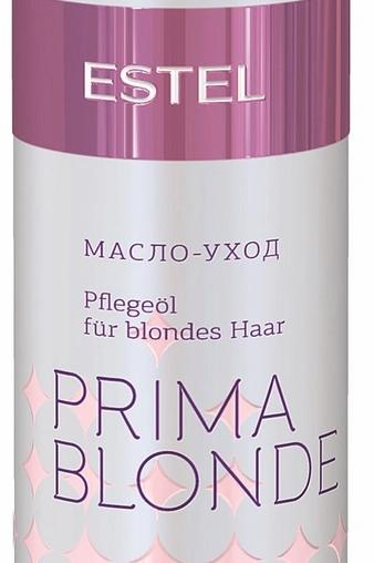 Масло для волос  ESTEL PROFESSIONAL PRIMA BLONDE для блондированных волос 100 мл