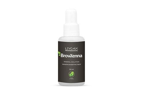 BrowXenna Минеральный раствор для разведения хны