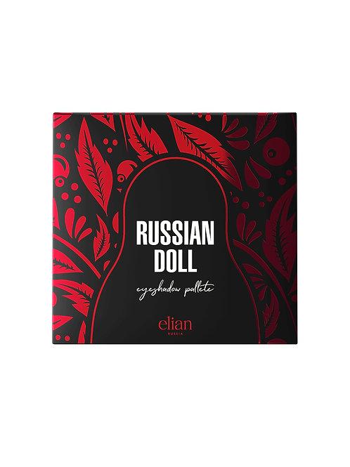 Elian Russia Палетка теней для век RUSSIAN DOLL Eyeshadow Palette