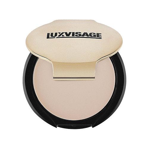 LUXvisage Пудра для лица компактная RED тон 16 (Солнечный ванильно-розовый)