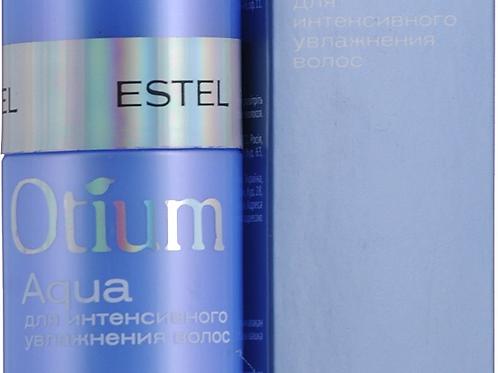 Estel Otium Aqua Легкая увлажняющая сыворотка для волос 100 мл