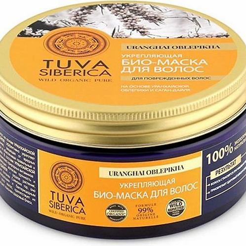 """Natura Siberica Tuva Био-маска для роста волос """"Укрепляющая"""", 300 мл"""
