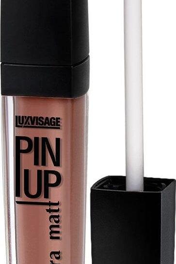 Luxvisage Pin Up Ultra Matt Блеск для губ, тон №39, 5 мл