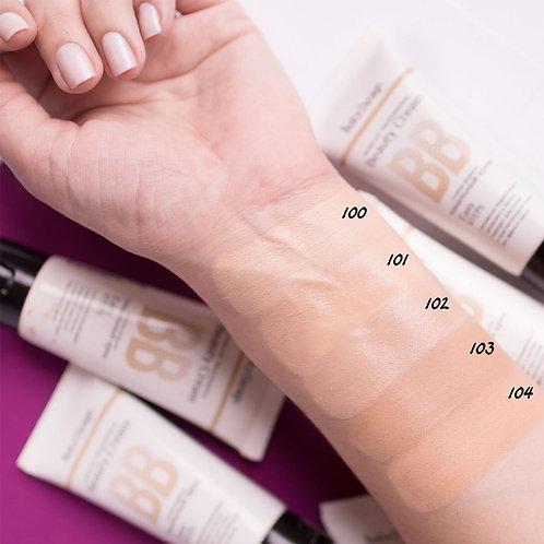 """Belor Design Тональный крем для лица """"BB beauty cream"""" тон 101"""
