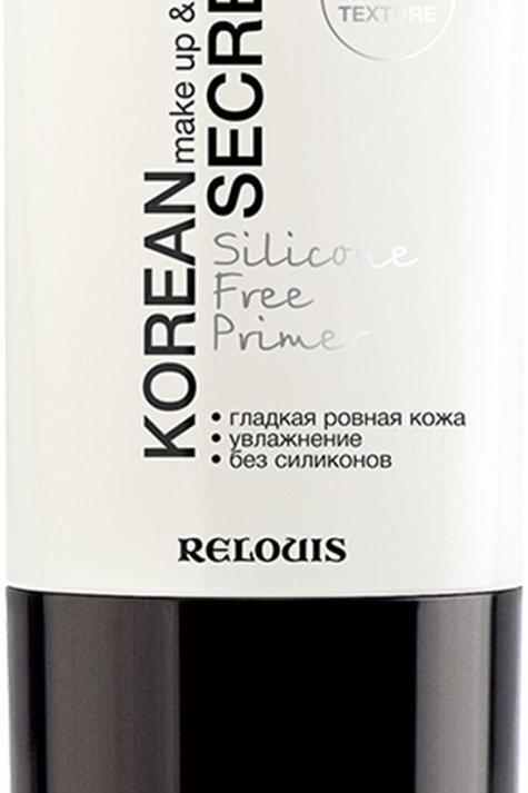 Relouis Korean Secret make up & care Silicone Free Primer Праймер для лица..