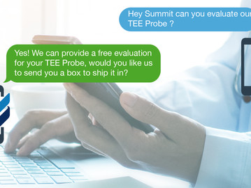 Summit Imaging now has Text Support!