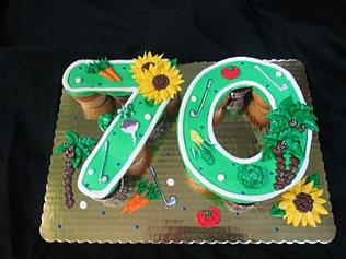 Concord Teacakes Pull Apart Cakes