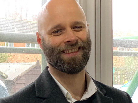 Meet David Williams, our new Manager