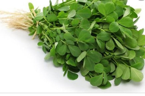 methi leaves/ menthu kura