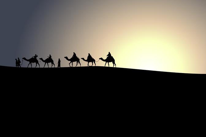 Missões no Oriente Médio