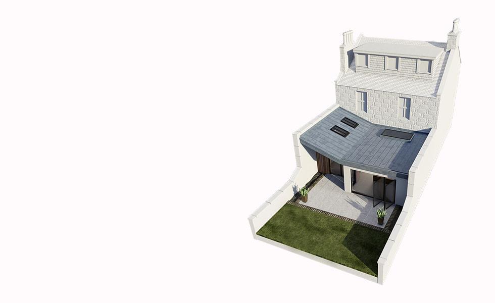 Contemporary Home Extension