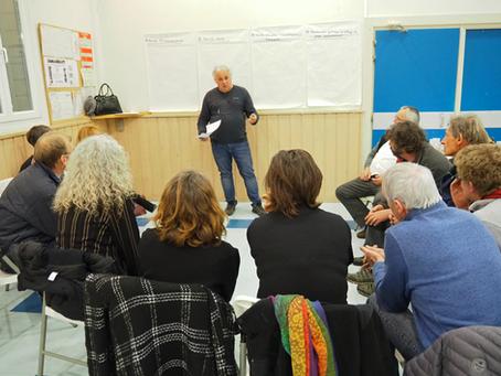 Réunions participatives