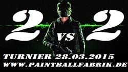 2vs2 Turnier 2015