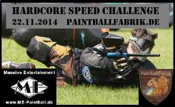 HArdcore Speed Challenge