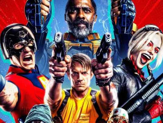 THE SUICIDE SQUAD goes out of their way to have fun --- Youcine
