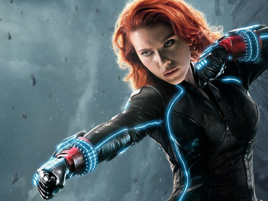 Black Widow opens a new stage of Marvel -------------Youcine