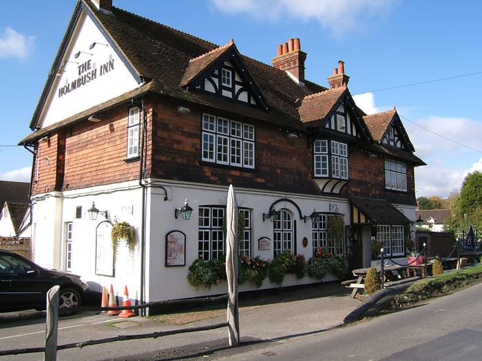 Holmbush Inn Faygate