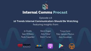 10 Trends Internal Communicators Should be Watching – 1.6