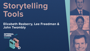 Storytelling Tools with Elizabeth Rasberry, Lee Freedman, and John Twombly – 2.9