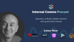 Build a Better Intranet with Mark Morrell – 1.4