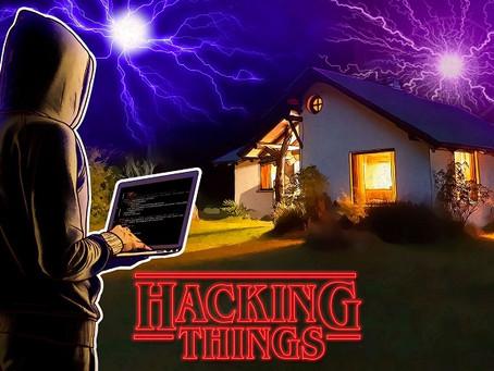 Iot cihazlarda güvenlik sorunları