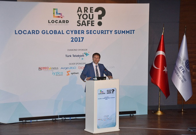 Locard Global Cyber Security Summit 2017