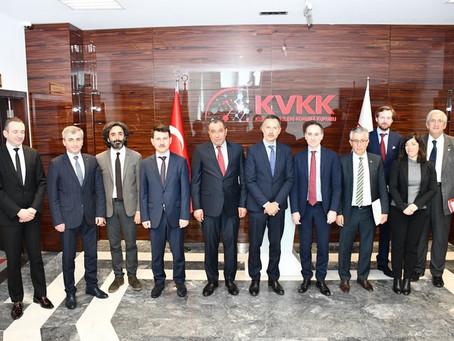 Europol KVKK ziyareti için Ankara'da