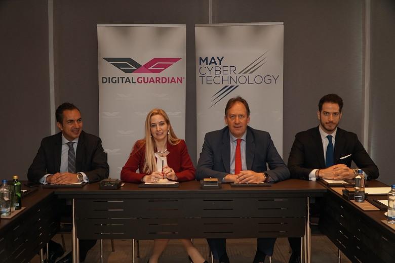 siber güvenlik şirketi Digital Guardin ve May Siber