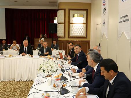 Siber Güvenlik Koordinasyon Toplantısı