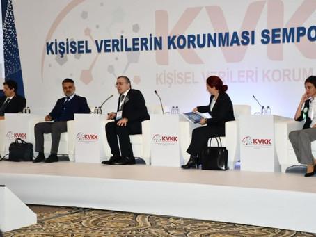 Kişisel verilerin korunması sempozyumu İstanbul'da